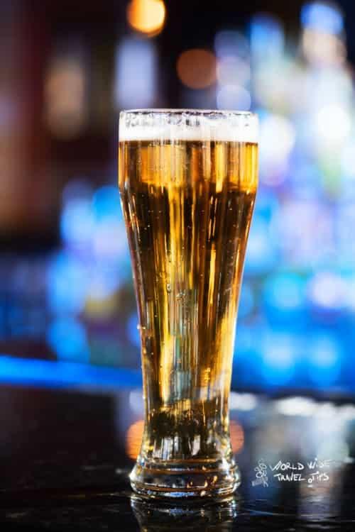 Liberia Costa Rica nightlife beer