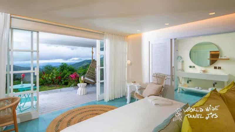 the retreat costa rica room view