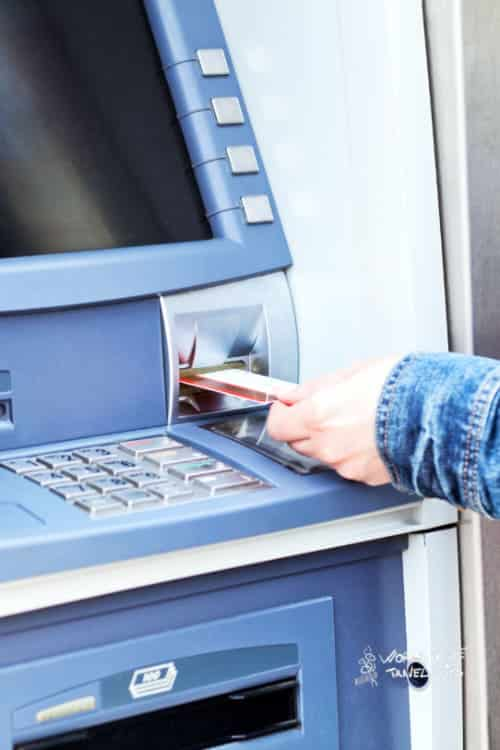 ATM Cash Currency in Costa Rica