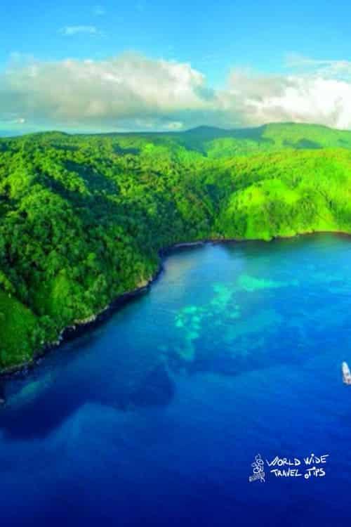 Cocos Island Costa Rica Island