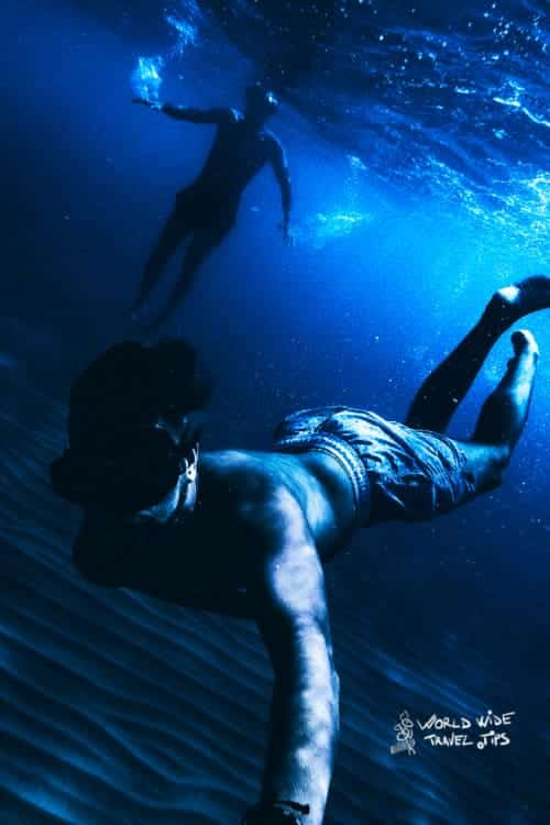 Diving Catalinas Islands Costa Rica