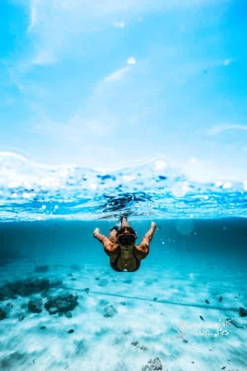 Tortuga Island Costa Rica Snorkeling