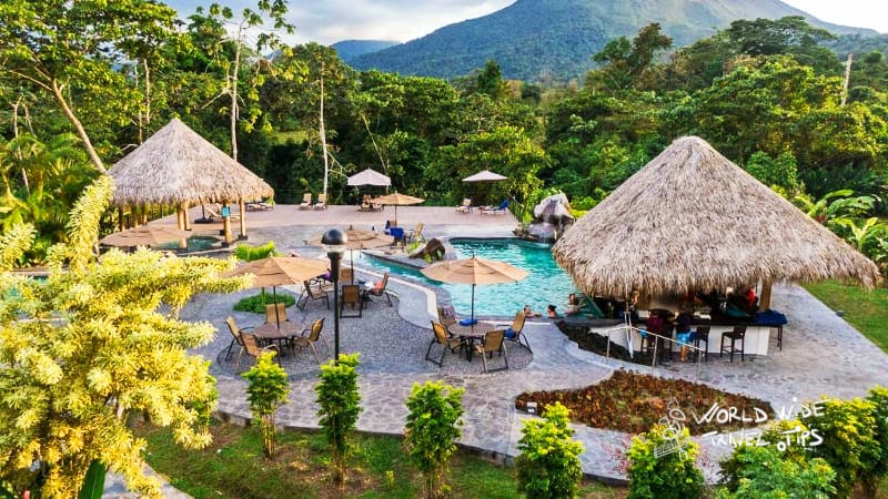 Arenal Manoa and Hot Springs Pool
