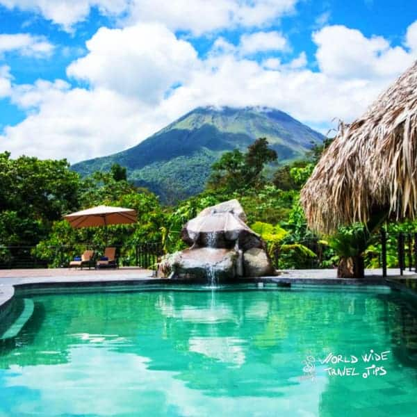 Arenal Manoa and Hot Springs