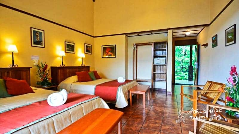 Arenal Observatory Lodge and Spa Room