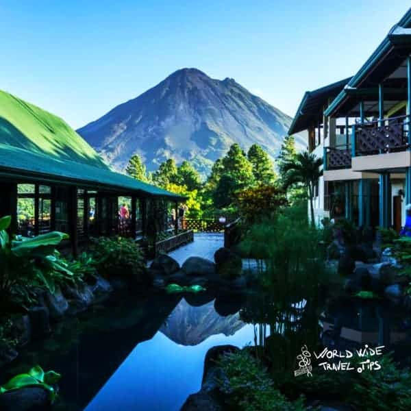 Arenal Observatory Lodge and Spa Arenal Volcano hotels