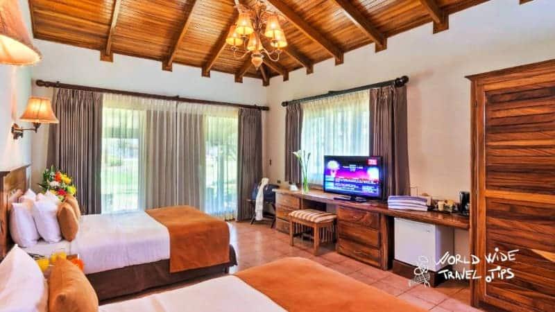 Casa Conde Beach Front Hotel Room