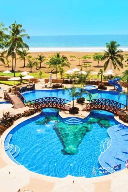 Croc s Resort and Casino pool