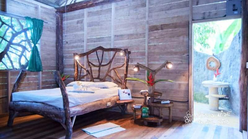 Danta Corcovado Lodge room
