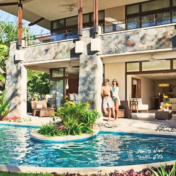 Dreams Las Mareas All Inclusive private pool