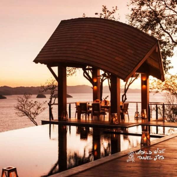 Four Seasons Resort Costa Rica at Peninsula Papagayo Tree HousePool