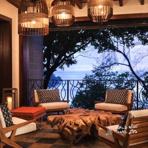Four Seasons Resort Costa Rica at Peninsula Papagayo Tree Houseterrace