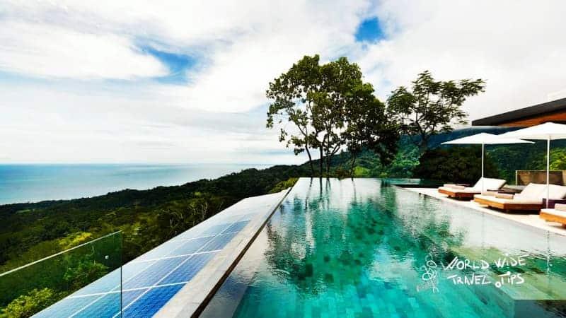 Kura Design Villas Uvita Pool
