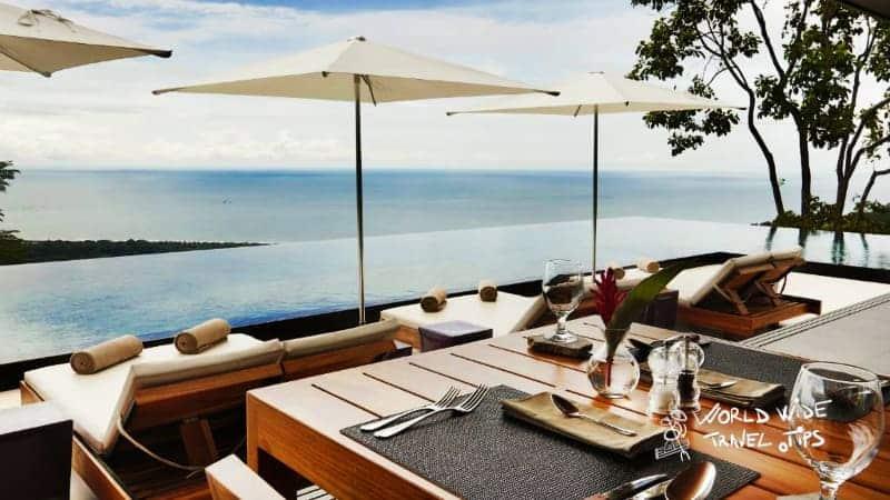 Kura Design Villas Uvita Restaurant