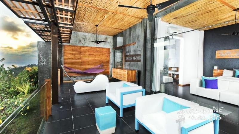 Kura Design Villas Uvita Terrace