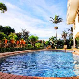 La Riviera Hotel Pool area Hotels in San Jose Costa Rica airport