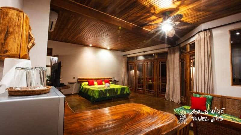 Lost Iguana Resort and Spa Room