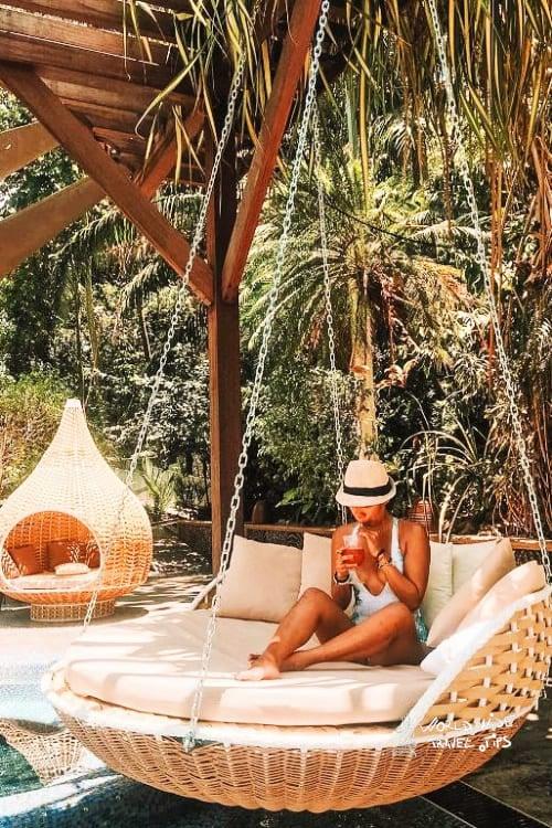 Makanda by the Sea Hotel Pool