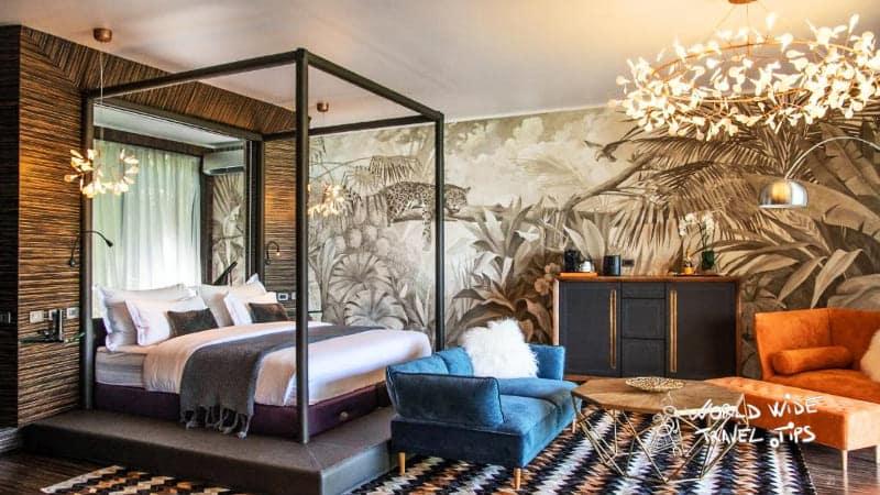 Makanda by the Sea Hotel Room