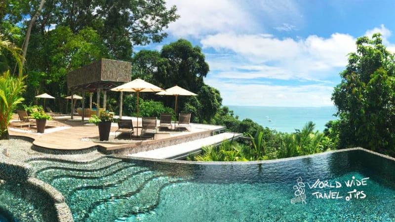 Makanda by the Sea Hotel Honeymoon in Costa Rica