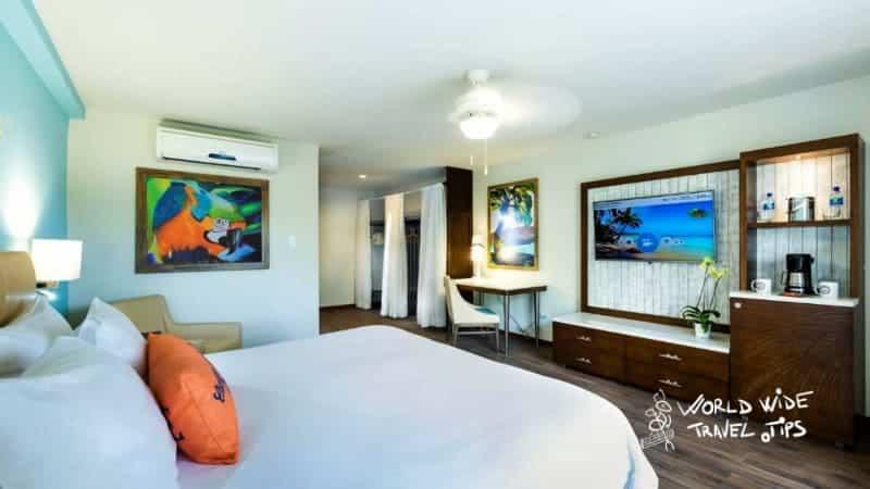Margarittaville Beach Resort Room