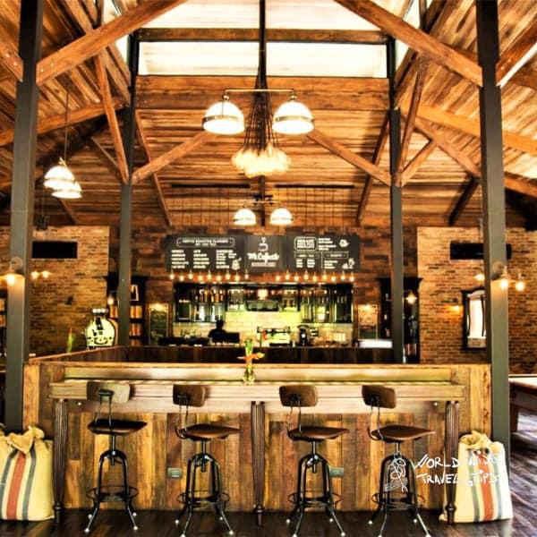Nayara Springs Resort Cocktail Bar