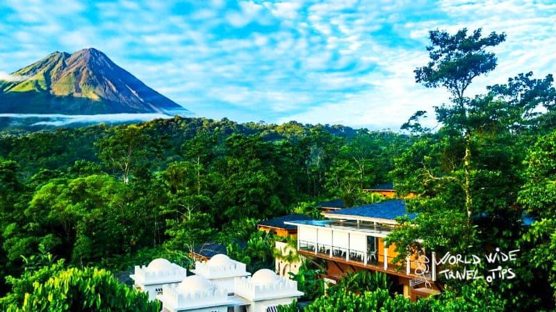Nayara Springs Resort View