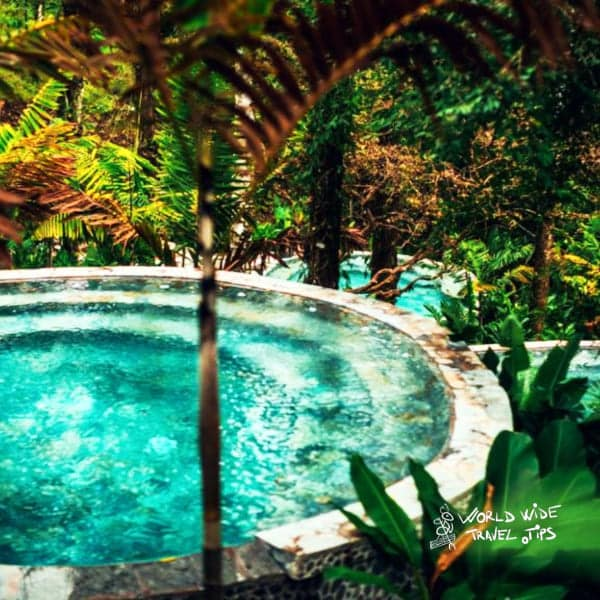 Nayara Tented Camp Pool