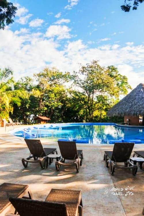 Occidental Papagayo All inclusive adults only pool