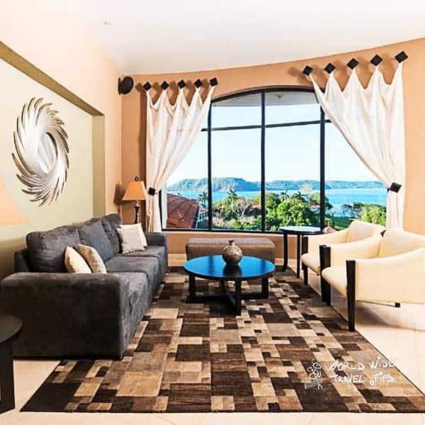 Occidental Papagayo All inclusive adults only room