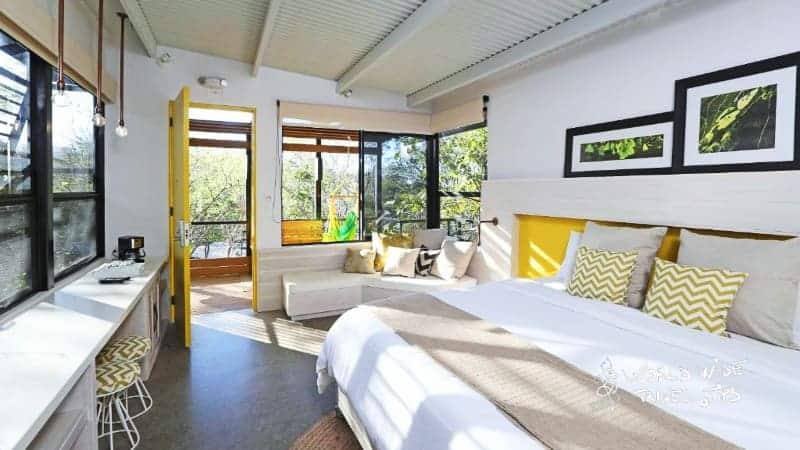 Rio Perdido Hotel and Thermal River room