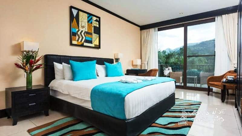 The Royal Corin Thermal Water Spa and Resort Room