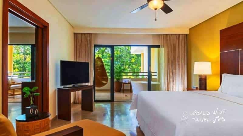 The Westin Reserva Conchal an All-Inclusive Golf Resort and Spa room