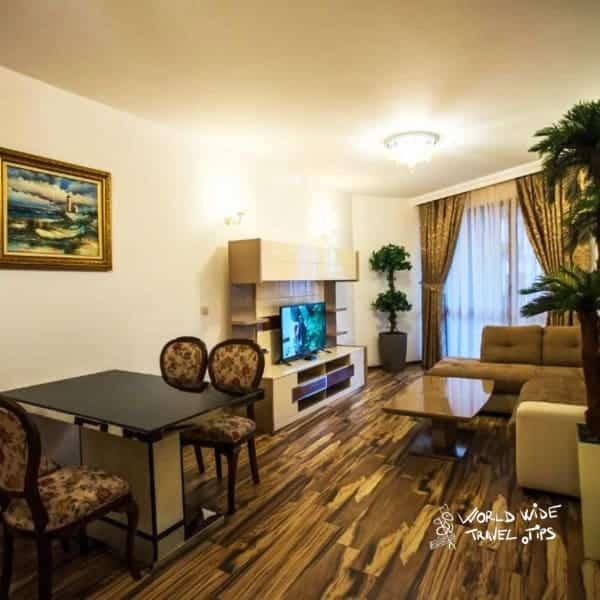 Boutique Apart Hotel Versis Room Bulgaria