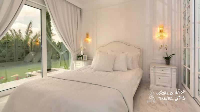 Eden Park Luxury Villas Bed
