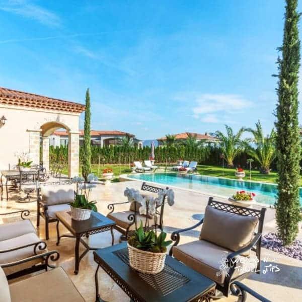 Eden Park Luxury Villas Bulgaria Private Pool