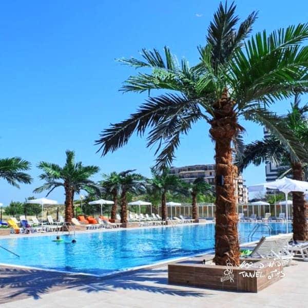 Europe Hotel and Casino Pool