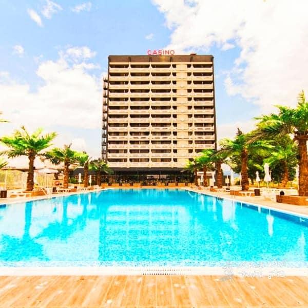 Europe Hotel and Casino Sunny Beach Bulgaria