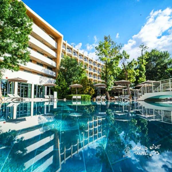 HVD Club Bor Sunny Beach Bulgaria Pool