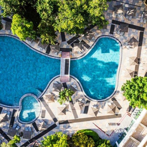HVD Club Bor Sunny Beach Pool