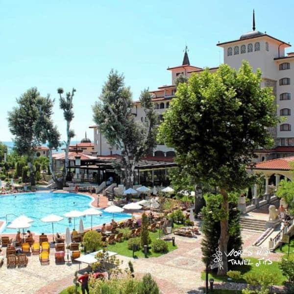 Helena Park Sunny Beach Bulgaria
