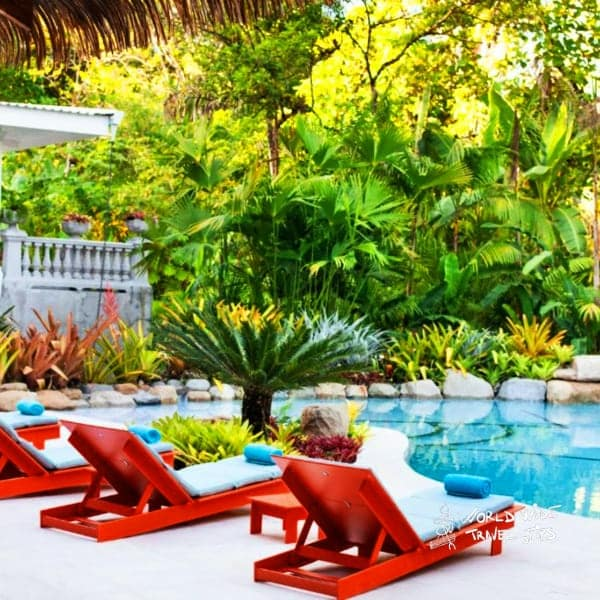 Hotel Aguas Claras Pool