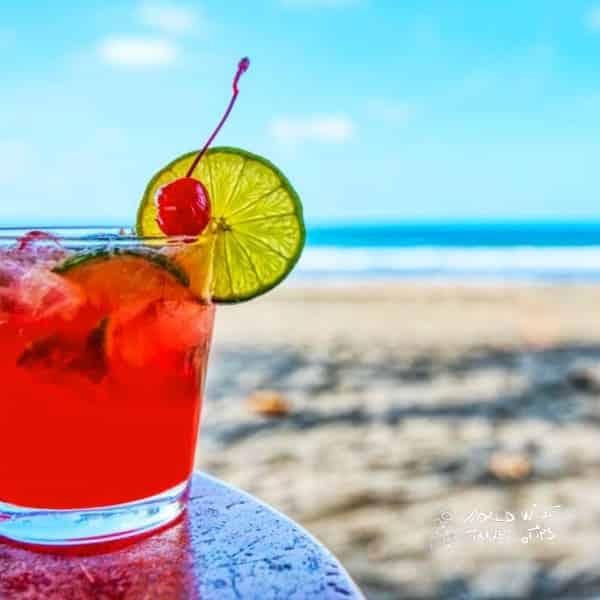Hotel Banana Azul Beach Cocktail