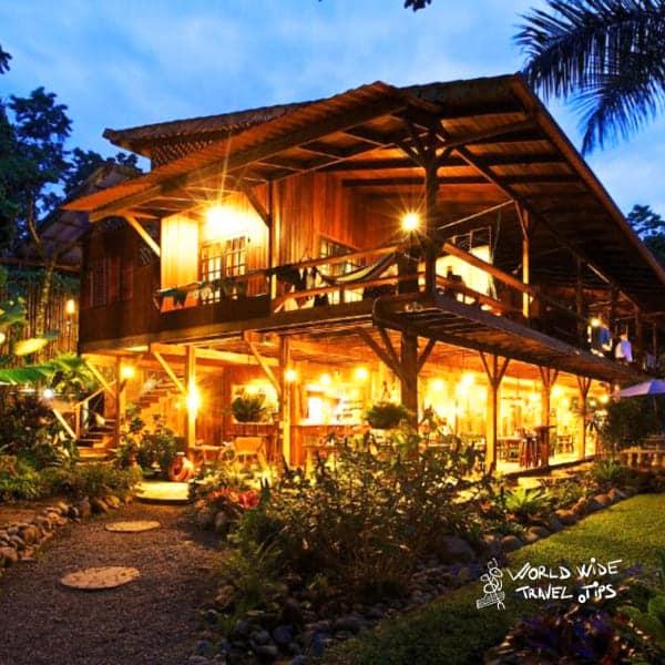 Hotel Banana Azul Costa Rica