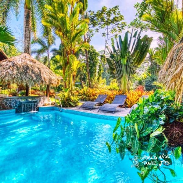 Hotel Banana Azul Pool