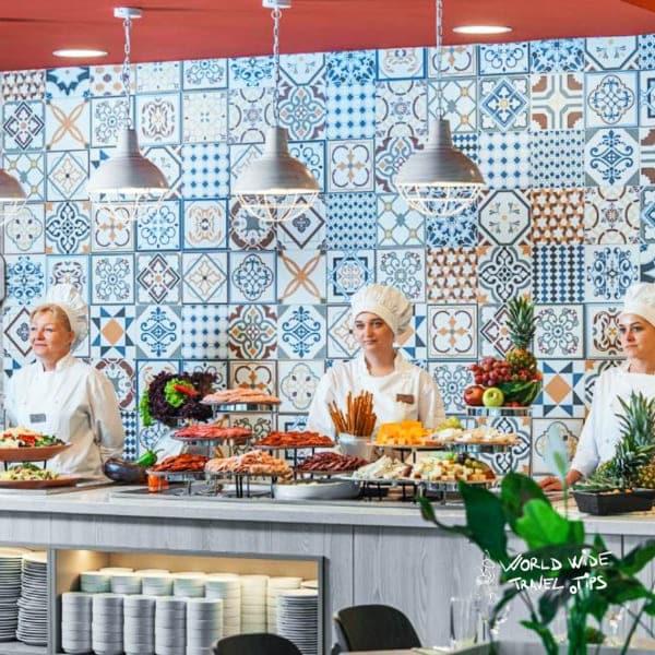 Melia Sunny Beach Restaurant