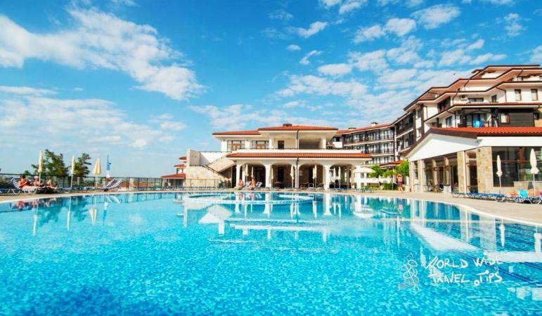 Nevis Resort and Aqua Park Sunny Beach Hotel All inclusive resorts in Bulgaria
