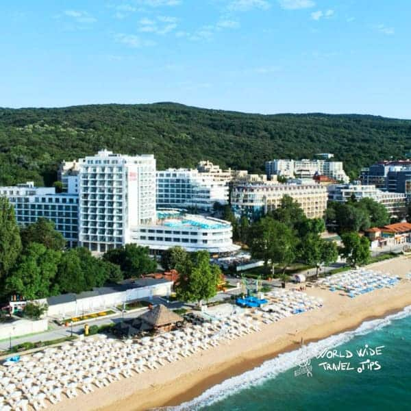 RIU Astoria Golden Sands Beach Bulgaria
