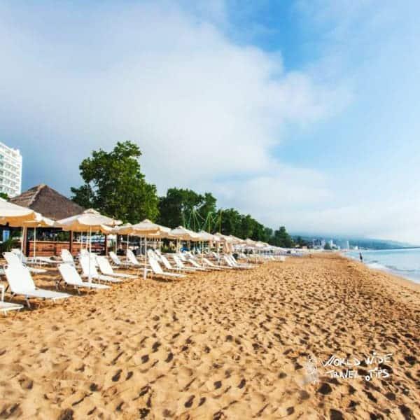 RIU Astoria Golden Sands Beach