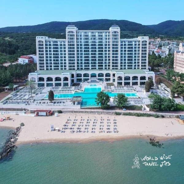 RIU Palace Hotel Sunny Beach Bulgaria
